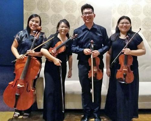 Penang Philharmonic String Quartet