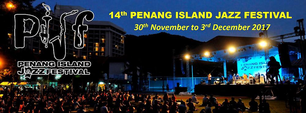 14th Penang Island Jazz Festival 2016
