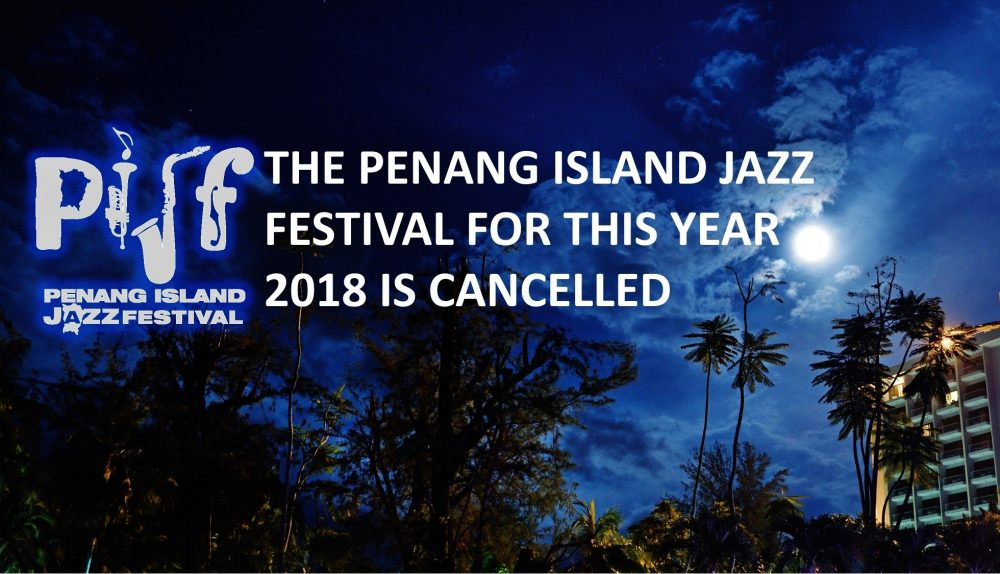 14th Penang Island Jazz Festival 2016